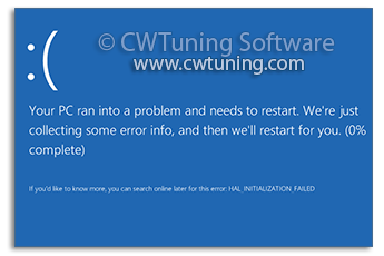 Disable Automatic Restart to read BSOD - WinTuning Utilities: Optimize, boost, maintain and recovery Windows 7, 10, 8 - All-in-One Utility