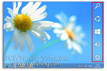 Disable Charms Bar Hint - WinTuning Utilities: Optimize, boost, maintain and recovery Windows 7, 10, 8 - All-in-One Utility
