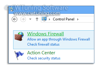WinTuning: Tweak and Optimize Windows 7, 10, 8 - Disable Windows Firewall