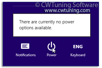 WinTuning: Tweak and Optimize Windows 7, 10, 8 - Remove and prevent access to the Shut Down etc.