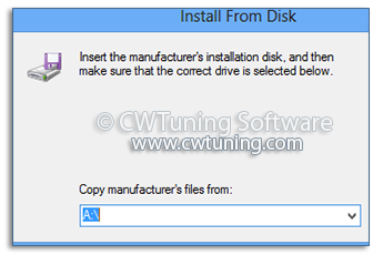 WinTuning: Tweak and Optimize Windows 7, 10, 8 - Don't search hardware drivers on CD disks