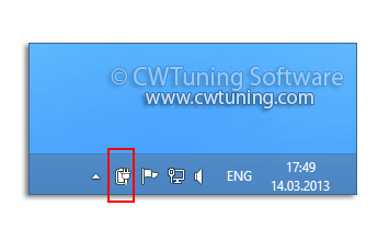 Remove the battery meter - WinTuning Utilities: Optimize, boost, maintain and recovery Windows 7, 10, 8 - All-in-One Utility