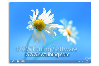 WinTuning: Tweak and Optimize Windows 7, 10, 8 - Hide and disable all items on the desktop