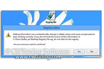 Disable executing *.reg files - WinTuning Utilities: Optimize, boost, maintain and recovery Windows 7, 10, 8 - All-in-One Utility