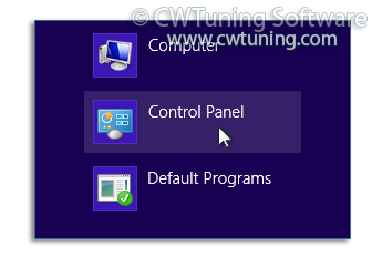 WinTuning: Tweak and Optimize Windows 7, 10, 8 - Remove «Control Panel» item