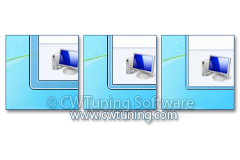WinTuning 8: Tweak and optimize Windows 8 - All-in-One Utility - Change window borders width